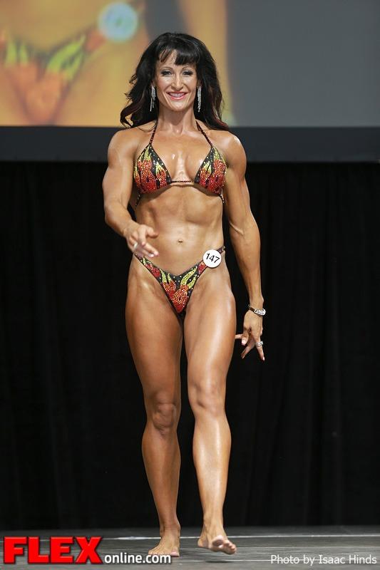 Tammy Strome - Women's Physique - 2013 Toronto Pro