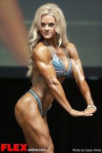 Kim Tilden - Women's Physique - 2013 Toronto Pro