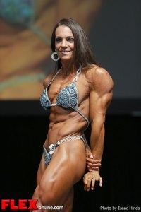 Toni West - Women's Physique - 2013 Toronto Pro