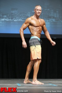 Todd Abrams - Men's Physique - 2013 Toronto Pro