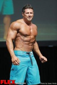 Deniz Duygulu - Men's Physique - 2013 Toronto Pro
