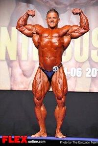 Jeff Long - 2013 Mr Europe