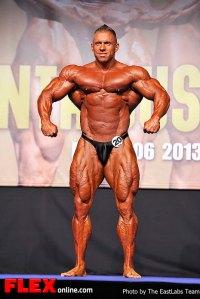 Daniel Toth - 2013 Mr Europe