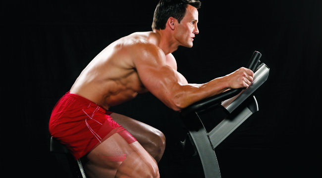 Faster Muscle Recovery