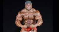 Kai Greene Guest Posing at the 2013 Pittsburgh Pro