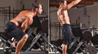 Squat, Swing, Carry for Lean Muscle
