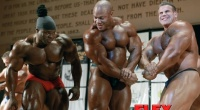 Mega Posedown in Pittsburgh with Heath, Cutler, Greene, Rhoden and Lewis