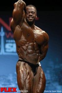 Renaldo Gairy - Men's Open - 2013 Toronto Pro