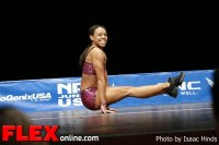 Nicolette Spencer - Fitness Class B - NPC Jr USA's