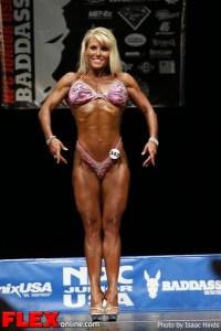 Dawn Reichly - Figure Class A - NPC Junior USA's