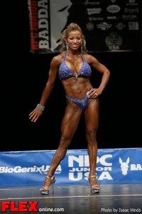 Esthela Heiler - Figure Class A - NPC Junior USA's