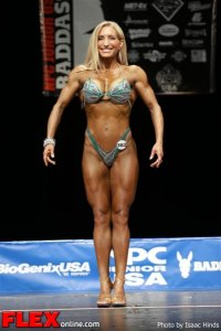 Trisha Fleischer - Figure Class B - NPC Junior USA's