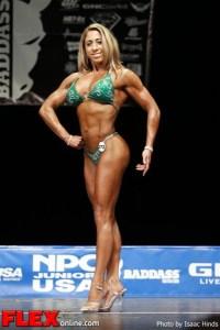 Jennifer Regina - Figure Class C - NPC Junior USA's