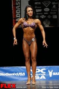 Jennifer Cordovez - Figure Class C - NPC Junior USA's
