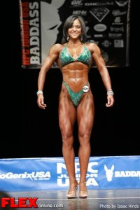 Elissa Martis - Figure Class E - NPC Junior USA's