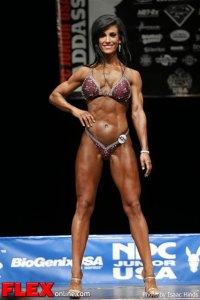 Carly Starling Horrell - Figure Class E - NPC Junior USA's