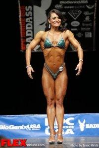 Erika Cajiges - Figure Class E - NPC Junior USA's