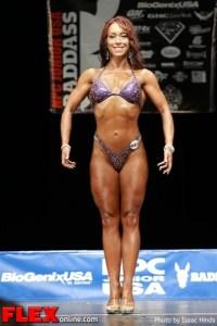 Alexandria Berriman - Figure Class F - NPC Junior USA's