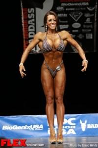 Bryana Turner - Figure Class F - NPC Junior USA's