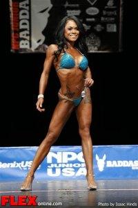 Michelle Mein - Bikini Class A - NPC Junior USA's