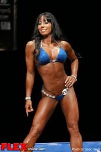 Elizabeth Yisrael - Bikini Class B - NPC Junior USA's