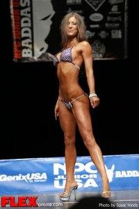 Sundae Marshall - Bikini Class C - NPC Junior USA's