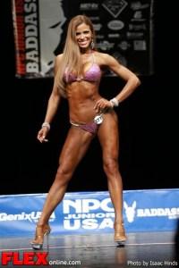 Ana Delia DeIturrondo - Bikini Class C - NPC Junior USA's