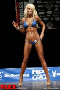 Christina Williams - Bikini Class F - NPC Junior USA's