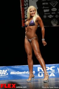 Michelle Wagoner - Bikini Class F - NPC Junior USA's