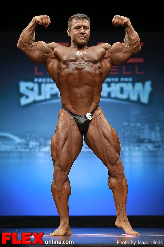 Grigori Atoyan - - Men's Open - 2013 Toronto Pro