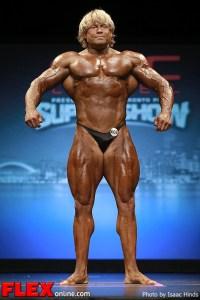Dainius Barzinskas - Men's Open - 2013 Toronto Pro