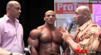 Winner's Circle Interview - Big Ramy Wins New York Pro