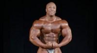 Shawn Rhoden Guest Posing 2013 Pittsburgh Pro
