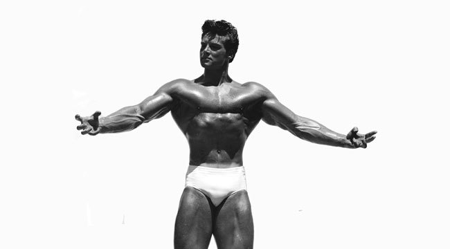 Steve Reeves' Immortal Physique