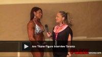 Ann Titone Figure Interview Toronto