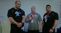 2013 Toronto Pro Interview With IFBB Pro Alfonso DelRio