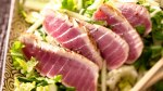 Marinated, Seared Ahi Tuna Recipe