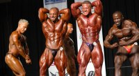 2013 Jr Nationals Bodybuilding Results and CallOuts