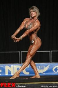 Tracy Weller - Women's Physique B - 2013 JR Nationals
