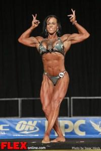 Zandra Starr Minita - Women's Physique D - 2013 JR Nationals