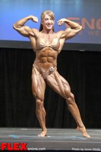 Maria Rita Bello - Women's Bodybuilding - 2013 Toronto Pro