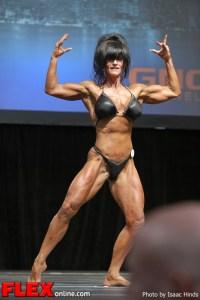 Laura Davies - Women's Bodybuilding - 2013 Toronto Pro