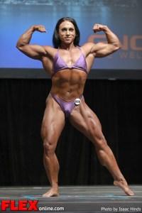 Gillian Kovack - Women's Bodybuilding - 2013 Toronto Pro