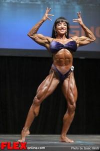 Marina Lopez - Women's Bodybuilding - 2013 Toronto Pro
