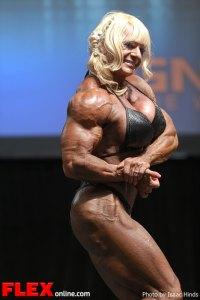 Maryse Manios - Women's Bodybuilding - 2013 Toronto Pro