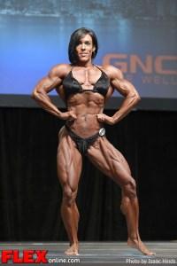 Jennifer Scarpetta - Women's Bodybuilding - 2013 Toronto Pro
