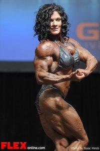 Melody Spetko - Women's Bodybuilding - 2013 Toronto Pro
