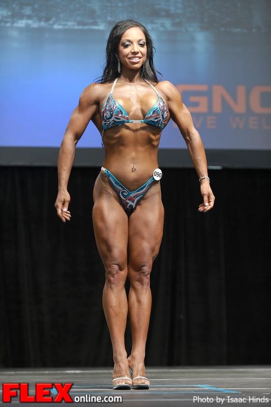 Leah Berti - Figure - 2013 Toronto Pro