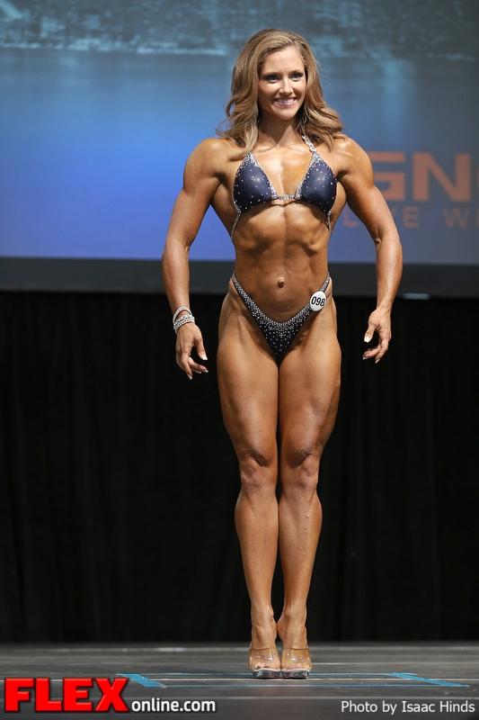 Erin Harding - Figure - 2013 Toronto Pro