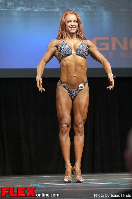 Veronique Morin - Figure - 2013 Toronto Pro